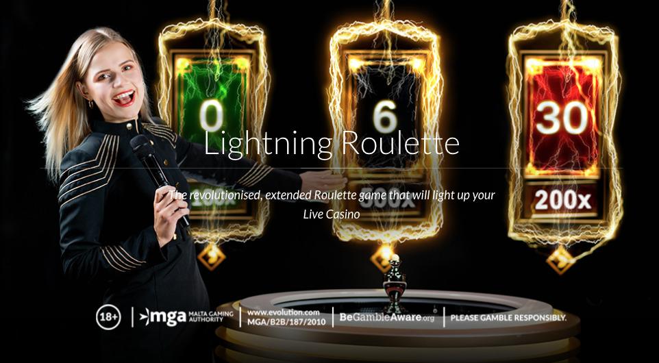 ライトニングルーレットのトップ画像