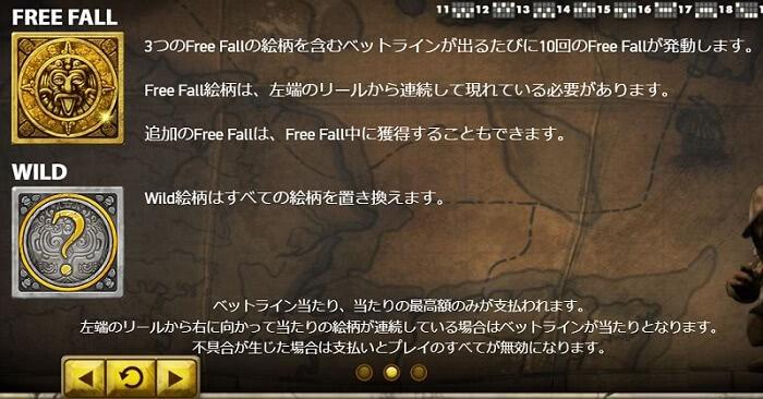 Gonzo's Quest 高配当シンボル